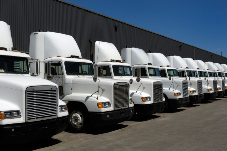 Supply chain distribution for Nevada motor carrier division